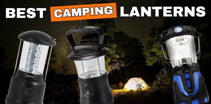 Best camping lanterns