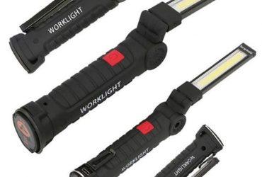 AdamStar 750 lumens work lights