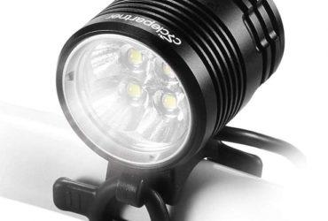 CyclePartner 3000 lumens bike light