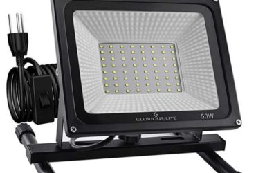 Glorious Lite 5000 lumens work light