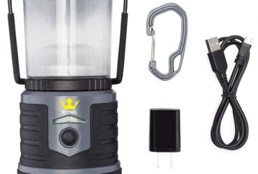 KYNG Rechargeable camping lantern