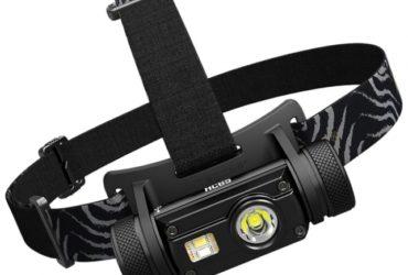 Nitecore HC65 1000 lumen headlamp