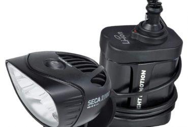 Seca Race 2000 lumens bike light