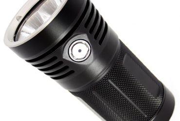 ThruNite TN50 16340 lumens torch