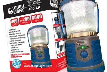 Tough Lite 400 lumens LED lantern
