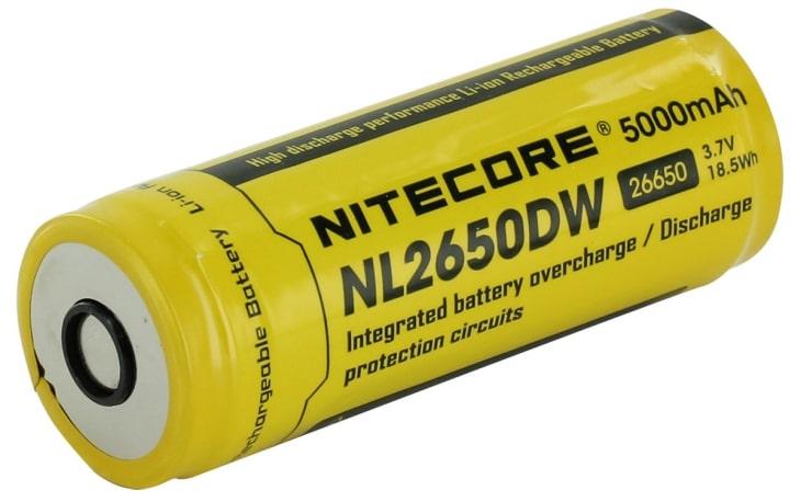 26650 Battery