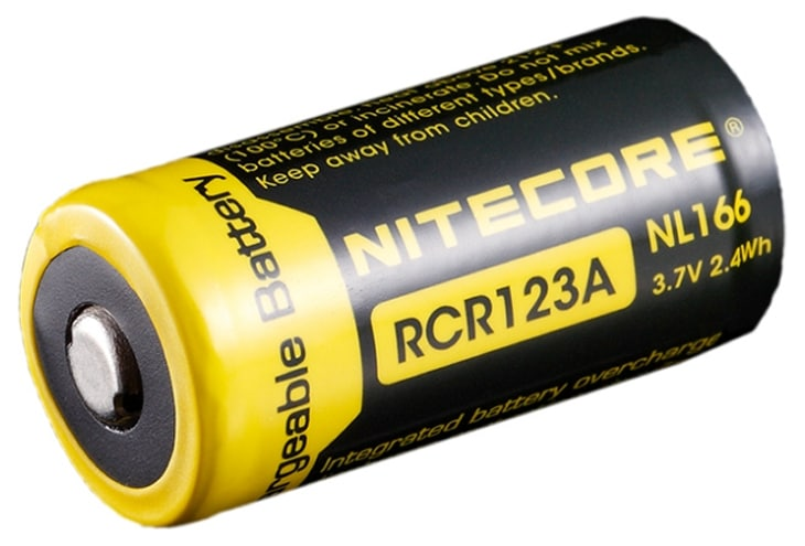 RC123A Battery