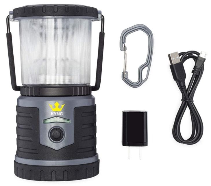 KYNG 400 lumens camping lantern