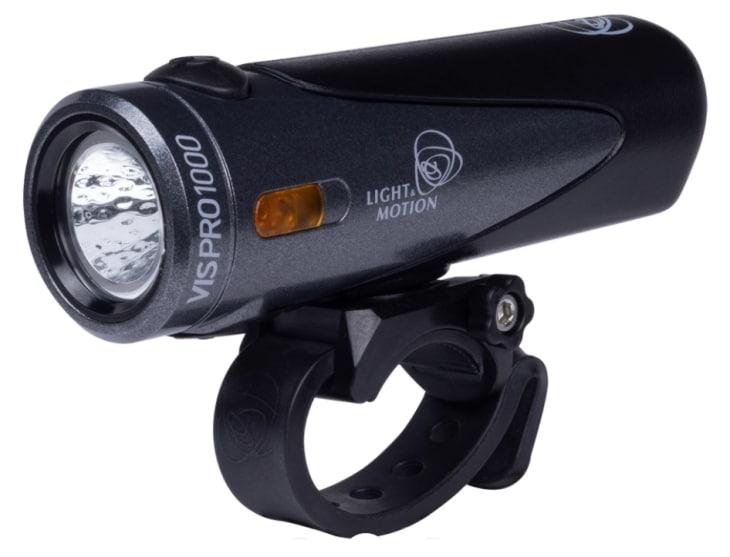 Light and Motion 1000 lumens bike light