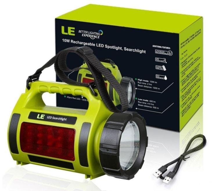 Lighting Ever 1000 lumens lantern