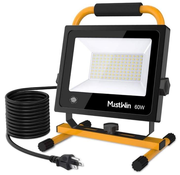 MustWin 60W 6000 lumens work light