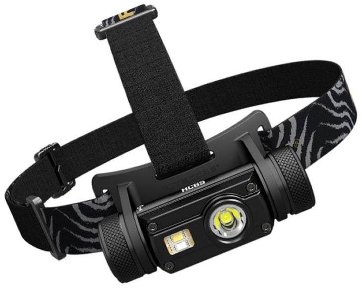 Nitecore HC65 1000 lumens headlamp