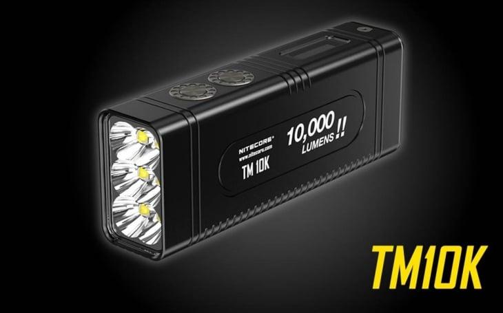 Nitecore TM10K 10000 lumens