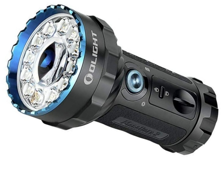 Olight Marauder 2 14000 lumens flashlight