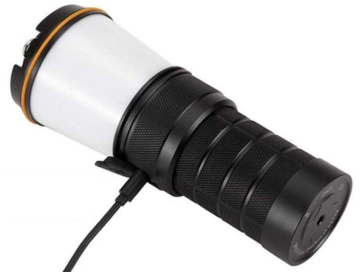 Sofirn 600 lumens camping lantern