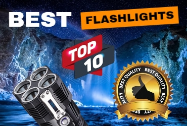 Best flashlights top 10 list