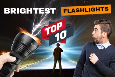 Brightest flashlights top 10