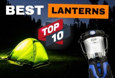 Best camping lanterns top 10