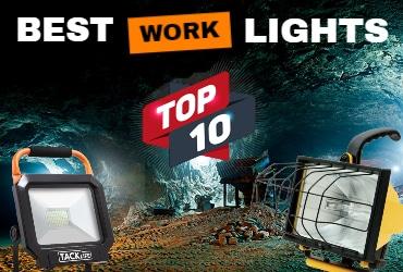 Best work lights top 10