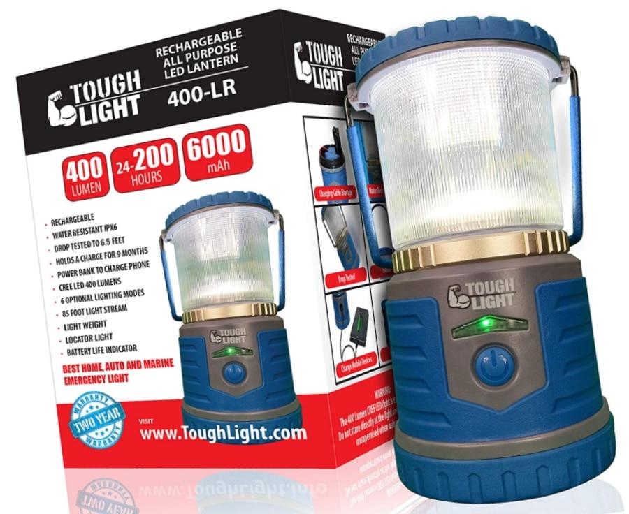 Tough Light 400 lumens lantern
