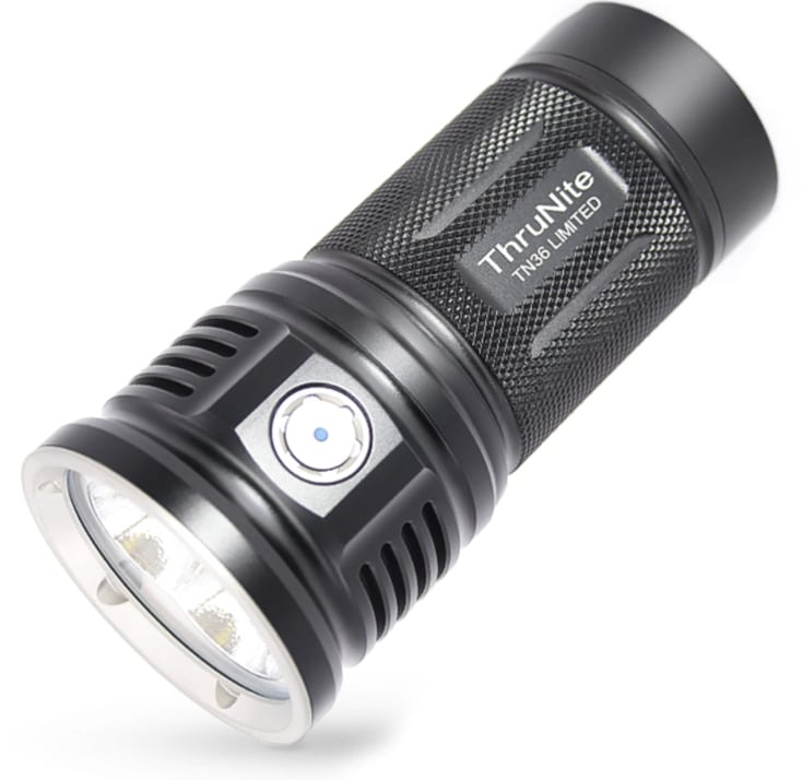 TrueNite TN36 11000 lumens flashlight